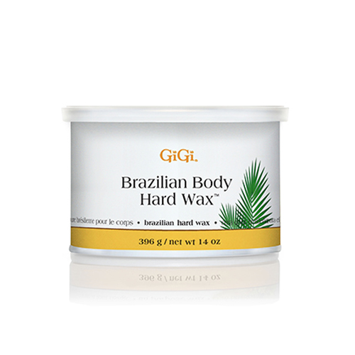 [GiGi] Brazilian Body Hard Wax -14oz
