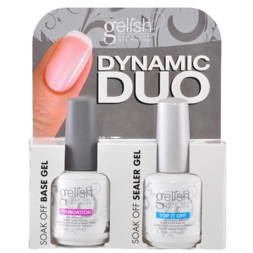 [HARMONY] Dynamic Duo (Top It Off + Foundation)