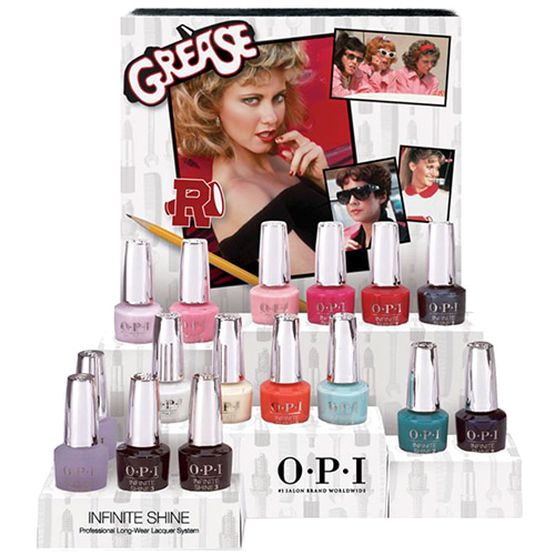 [OPI] 2018 GREASE COLLECTION - INFINITE SHINE 12pcs(ISL G41~G52)