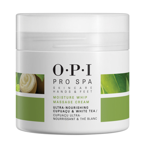 [OPI - PRO SPA] MOISTURE WHIP MASSAGE CREAM-4oz