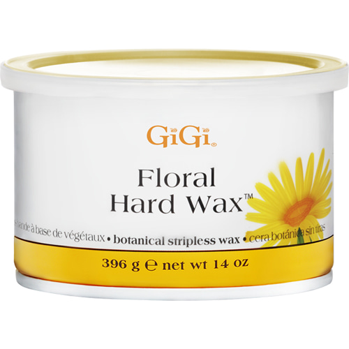 [GiGi] Floral Hard Wax, 14oz