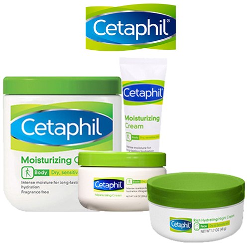 [Cetaphil] Cetaphil Moisturizing Cream & Night Cream-제품선택