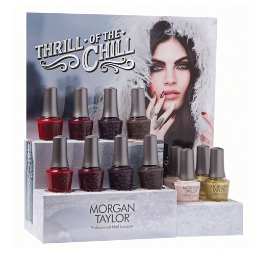 "Morgan Taylor ""Thrill of the Chill 2"" Collection 6pc (3110280~3110285)"