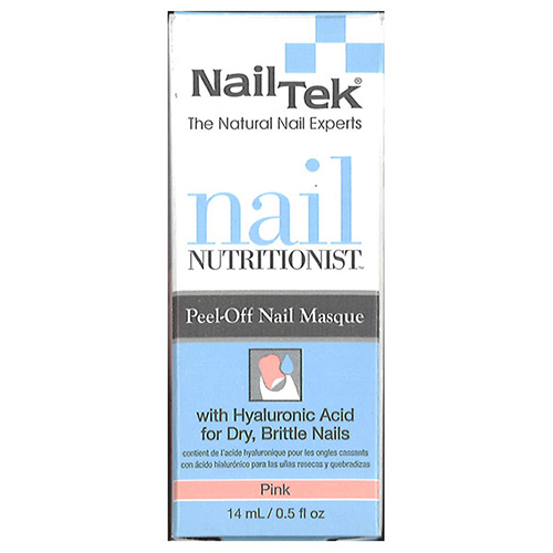 [Nail Tek] Peel-Off Nail Masque 14ml 손상된 손톱용