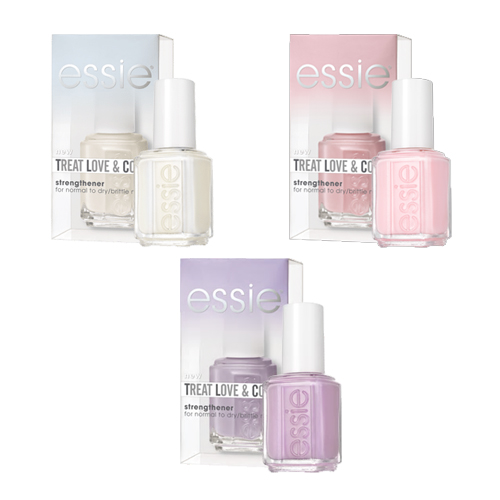 essie Treat Love & Color -제품선택