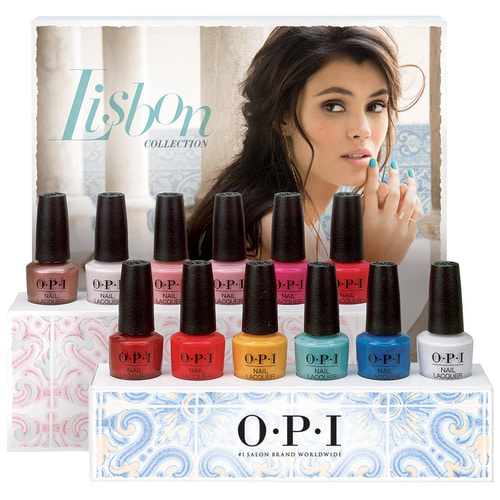 "OPI ""Lisbon"" Collection 12pc (NL L15~L26)"