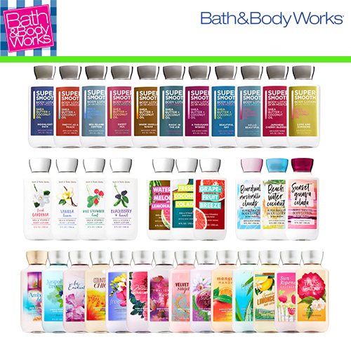 [Bath&Body Works] 2018 Body Lontion -제품선택