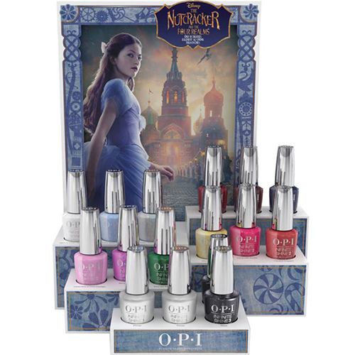 [OPI] 2018 Nutcracker Collection INFINITE SHINE 15pcs(HR K16~K30)