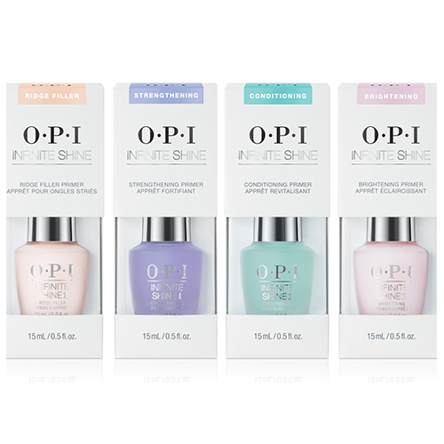 OPI Infinite Shine Treatment Primer-제품선택