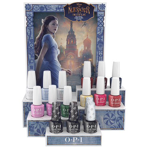 [OPI] 2018 Nutcracker Collection GEL COLOR 15PCS(HP K01B~K15B)