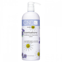 [CND] Lotion -Wildflower & Chamomile -31oz